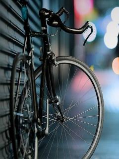Картинка спортивный велосипед (sport bicycle) 240x320 бесплатно