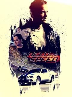 Картинка Жажда скорости (Need For Speed) 240x320 для телефона