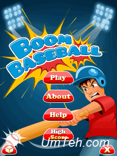 Игра Бум: Бейсбол (Boom: Baseball) для смартфона