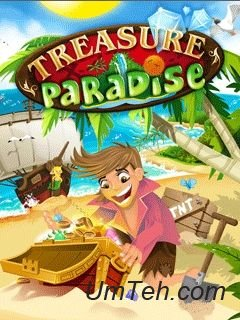 Игра Рай сокровищ (Treasure paradise) на телефон