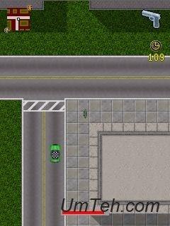 Игра Великий автоугонщик: Разборки в китайском квартале MOD (Grand theft auto: Chinatown wars MOD) на смартфон