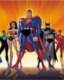 Картинка супергерои (superheroes) 128x160 для мобильного