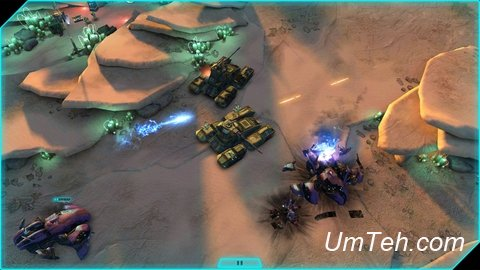 Игра Halo: Spartan Strike появится на Steam, Windows Phone и Windows в дека ...