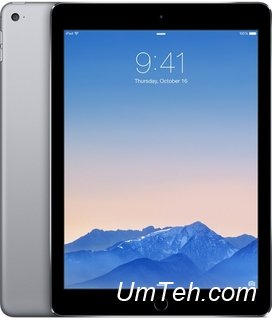 Apple iPad Air 2 Wi-Fi 3G