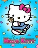 Картинка Hello Kitty 128x160