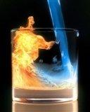 пламенный напиток 128x160
