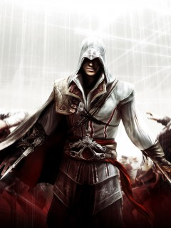Картинка Assassin's Creed 240x320