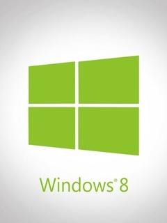 Картинка Windows 8 240x320