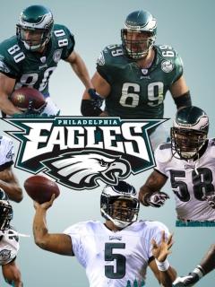 Картинка Philadelphia Eagles 240x320