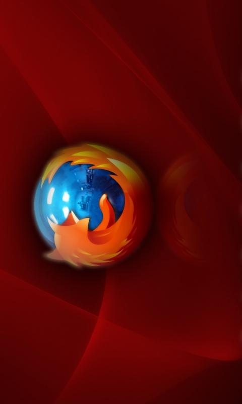 Mozilla Firefox 480x800