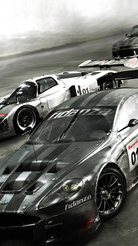 Race Driver: GRID 480x854