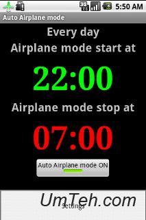 Авто режим полета v1.6.1.3 для Android