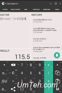 Калькулятор++ v1.4.4 для Android
