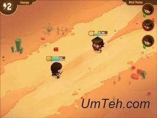 Игра Маленькие бандиты (Little bandits) для планшета