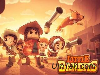 Игра Маленькие бандиты