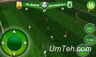 Игра Настоящий футбольный турнир (Real football tournament game) для смартфона