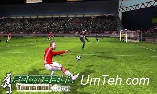 Игра Настоящий футбольный турнир (Real football tournament game)