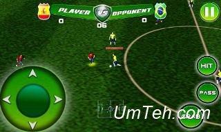 Игра Настоящий футбольный турнир (Real football tournament game) на Андроид
