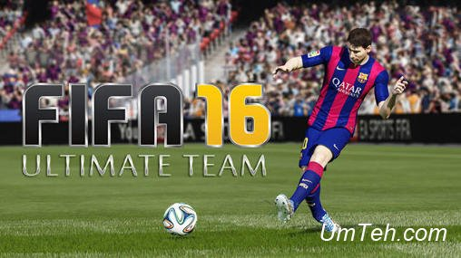 FIFA 16: Ultimate team v3.2.11