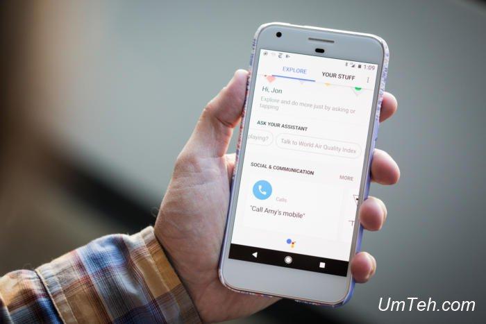 Как Google убедил производителей телефонов добавить кнопку Google Assistant ...