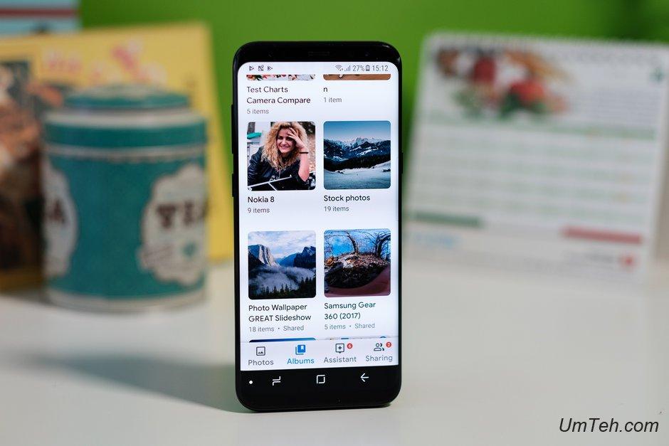 Google обновляет приложение Фото под складные смартфоны