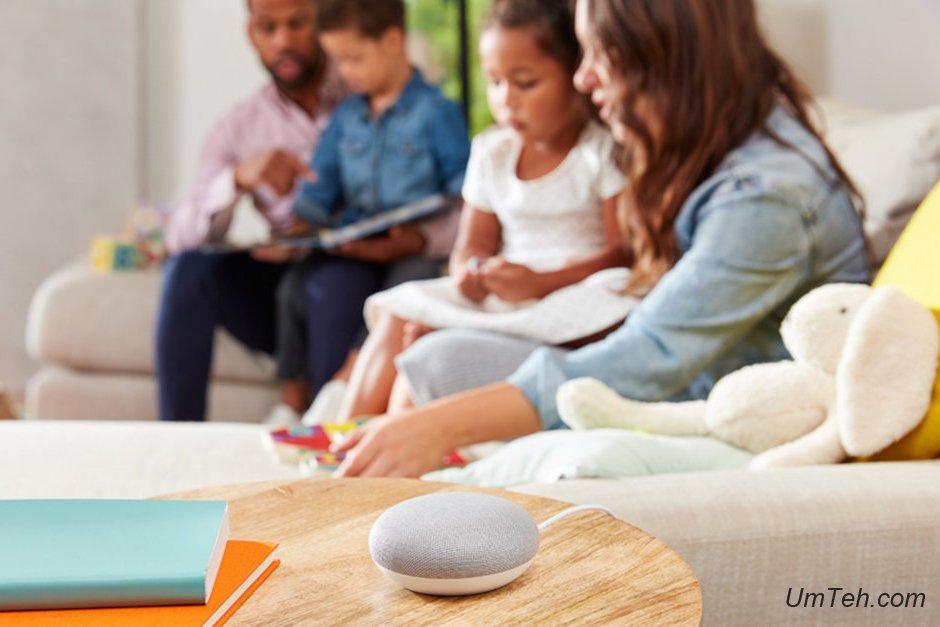 Google Assistant расскажет сказку на ночь вашим детям