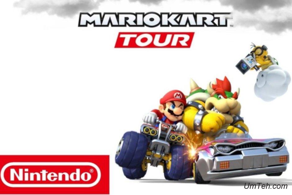 Открыта бета-версия Mario Kart Tour для владельцев Android