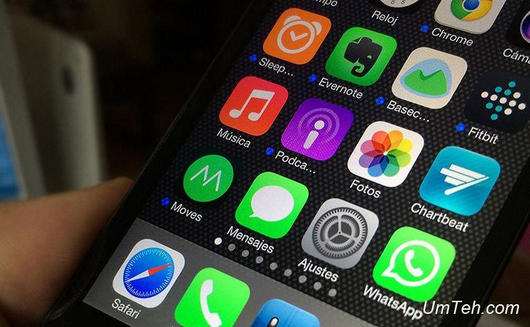 Как поменять язык на iPhone