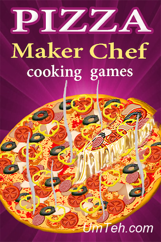 PIZZA MAKER CHEF COOKING GAMES 8.8