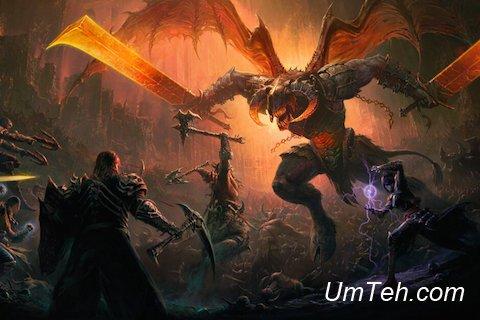 Blizzard представили новый игровой трейлер Diablo Immortal