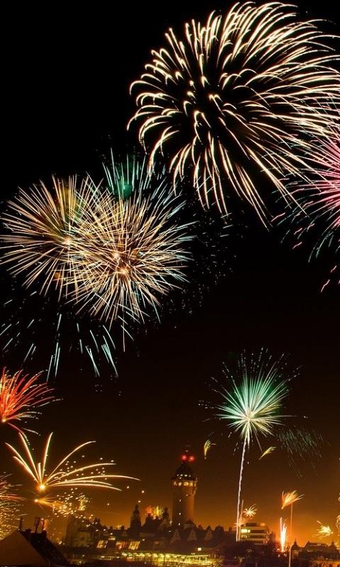 новогоднее поздравление, новогодний день, вечеринка, шоу, поток искр, пиротехника, взрыв, взрыв, крекеры, эффект , сияние, бесплатные фотографии