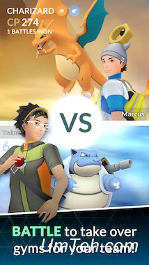 Pokemon GO на Андроид скачать