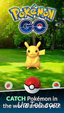 Pokemon GO на Андроид
