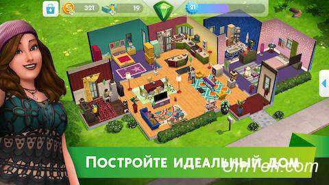The Sims Mobile на Андроид скачать