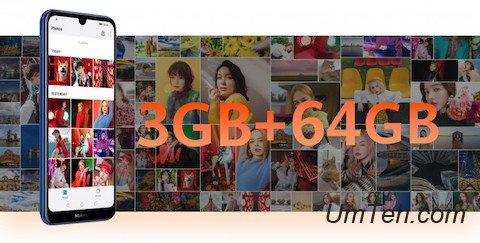 Huawei y6s смартфон
