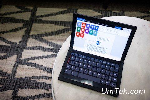 ThinkPad X1 Fold ноутбук