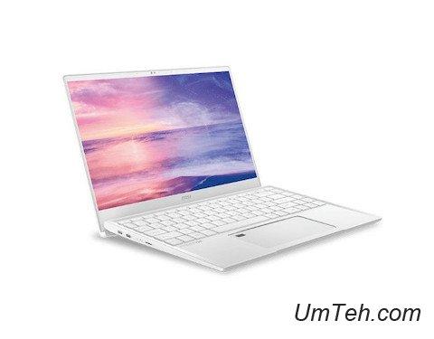 msi ноутбук