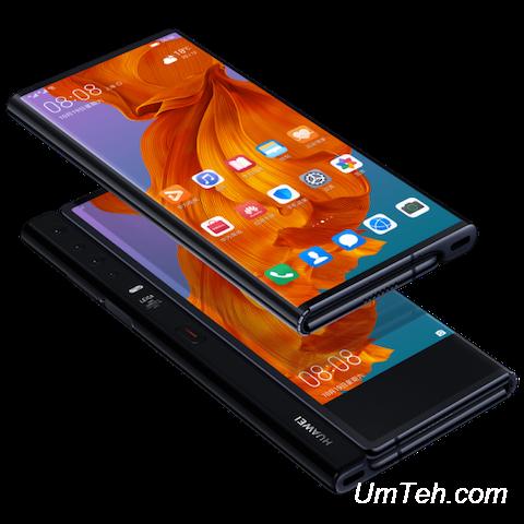 Huawei Mate X смартфон