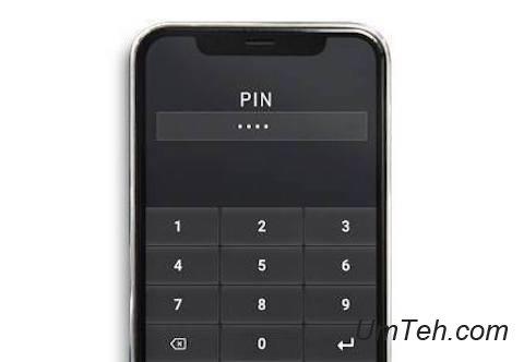 Как поменять PIN-код на телефоне iphone?