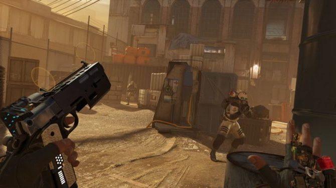 Half-Life: Alyx - несколько новых скриншотов