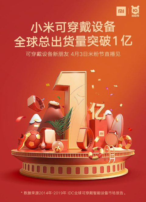 Xiaomi Mi Band 5 реклама