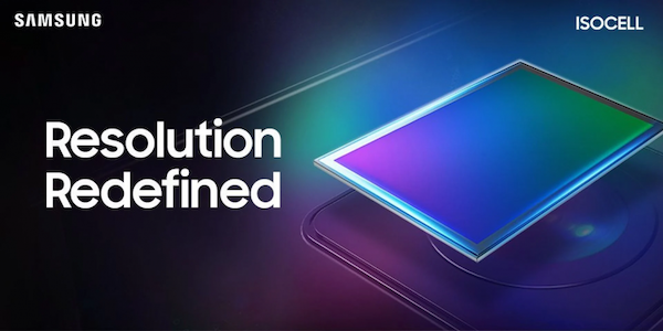 Samsung работает над датчиком 600MP