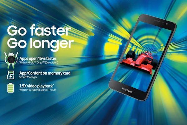 Galaxy J2 Core 2020 показывает, что Samsung также хочет стать мастером по переработке