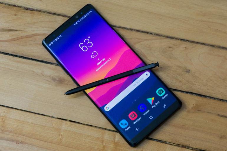 Galaxy Note 8 получает майские патчи безопасности